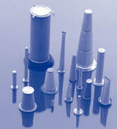 Flange Mounted Filters, 37° Flared Fitting, Pinched Cone Element, Reverse Flange product photo