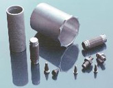 Laser Drilled Products, Filter Element, High Pressure, Flange Mount product photo