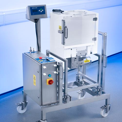Allegro™ 50 L High Performance Mixer for Single-Use Operations product photo