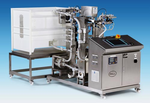 Tangential Flow Filtration - Biopharmaceuticals