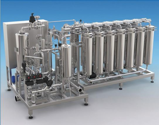 CFS NEO Systems For Cold Filtration of Beer product photo