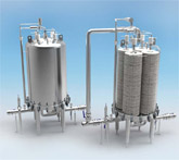 SUPRApak Multi-Stack Series-SA Filter Systems product photo