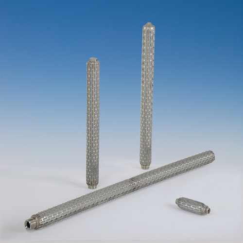 Ultipleat® Plus Metal Fiber Filters product photo