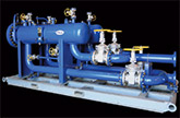 High Flow Filtration Technology Available as a Rental Skid: Duplex 7 Element Vessels product photo