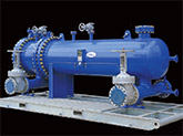 High Flow Filtration Technology Available as a Rental Skid: Simplex 19 Element Filter Skid product photo