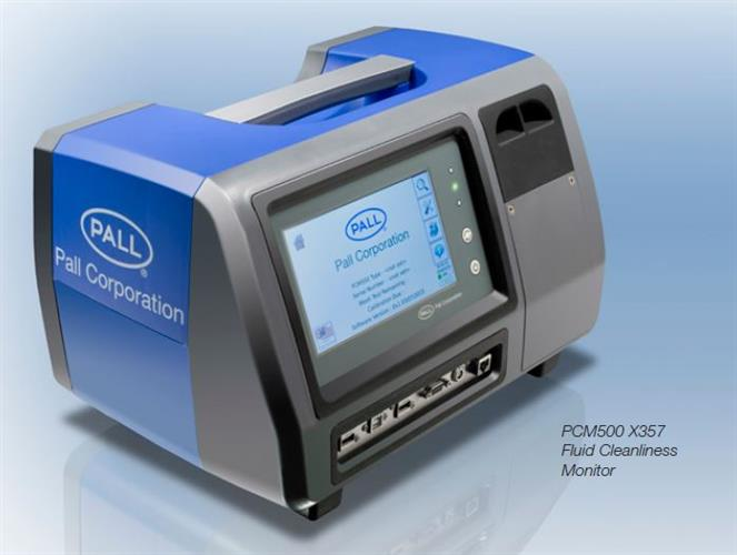 PCM500 Series Fluid Cleanliness Monitor for Low Viscosity Applications product photo
