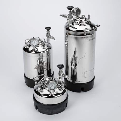 Stainless Steel Pressure Vessels product photo