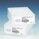 AcroPrep Advance Filter Plates for DNA Purification - 350 µL, DNA binding (10/pkg) product photo